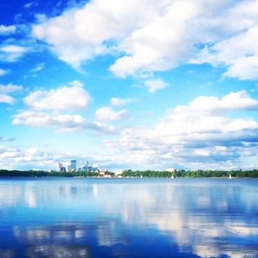 Lake Calhoun, Minnesota