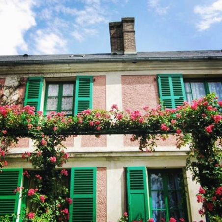 Monet's House, Giverny, France