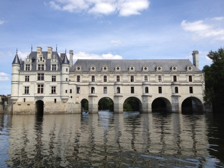 Château in Chenonceaux, France
