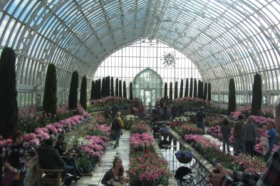 The Conservatory at Como Zoo
