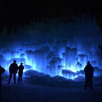 Ice Castles, Eden Prairie, Minnesota