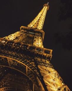 Saying goodbye to Paris